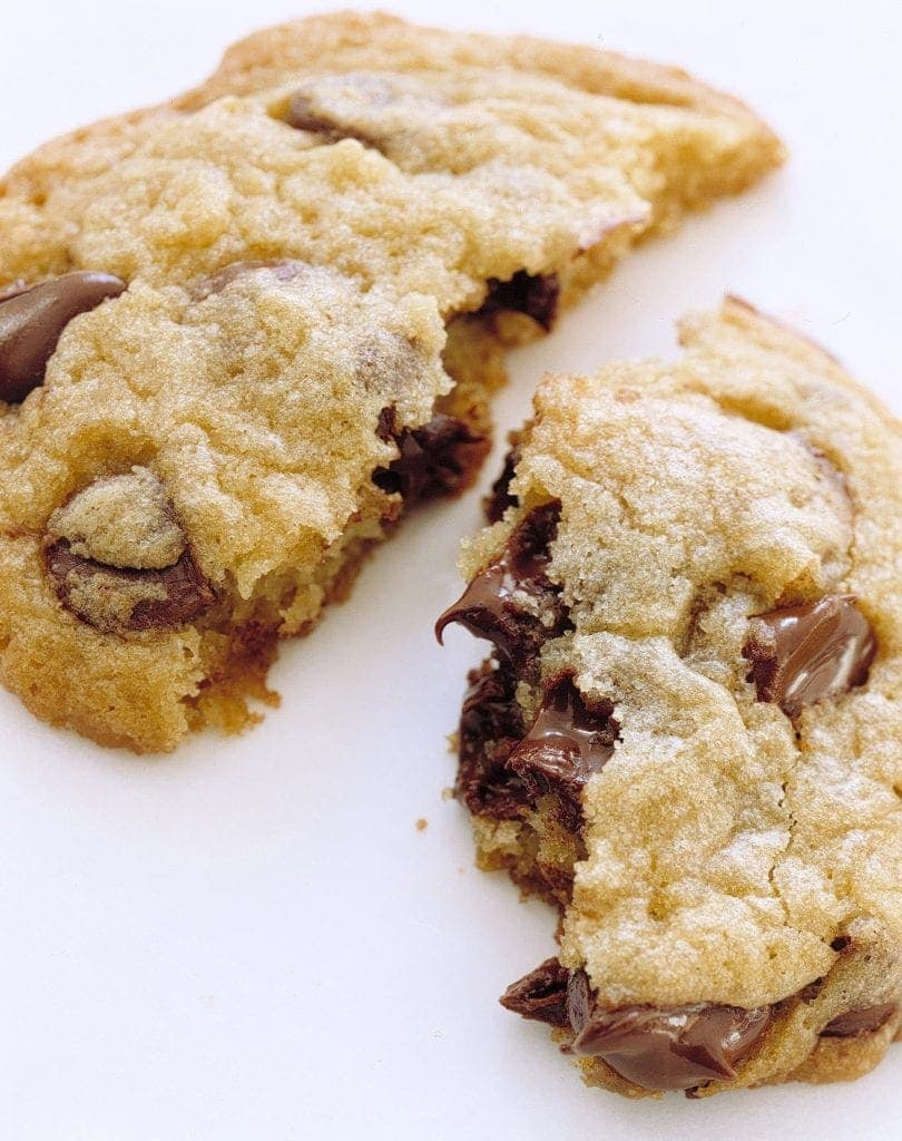 Tara Teaspoon Chocolate Chip Cookies