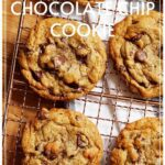 choc chip cookies cooling pin