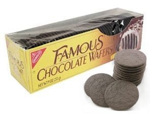 Nabisco Famous Chocolate Wafers product image