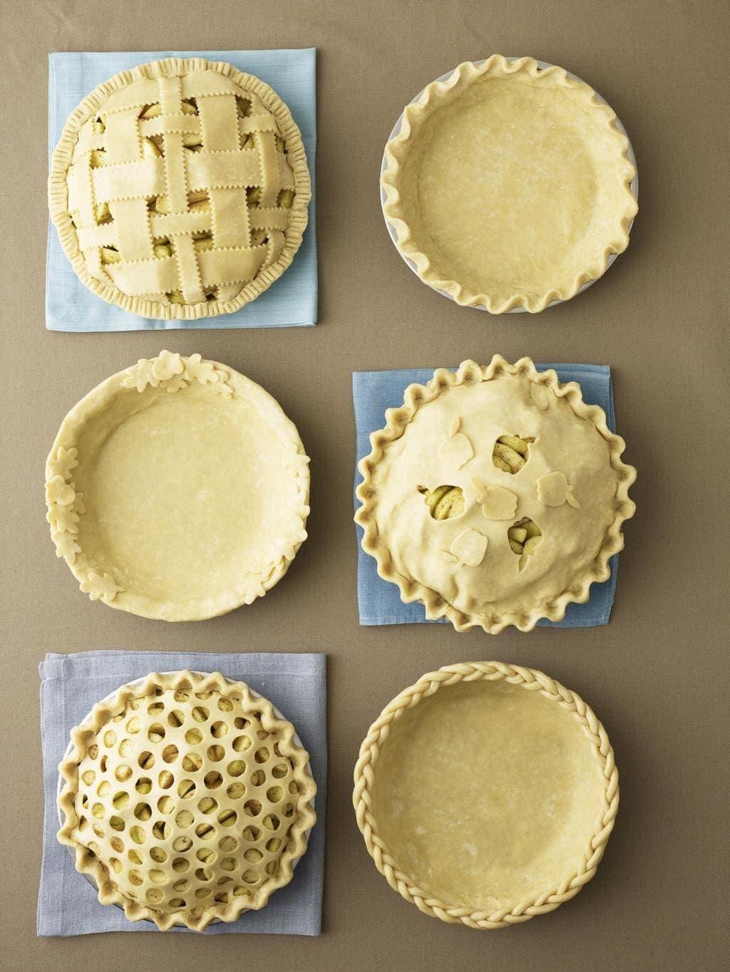 Pie Crust variety
