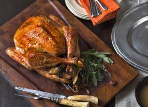 Favorite Roasted Turkey