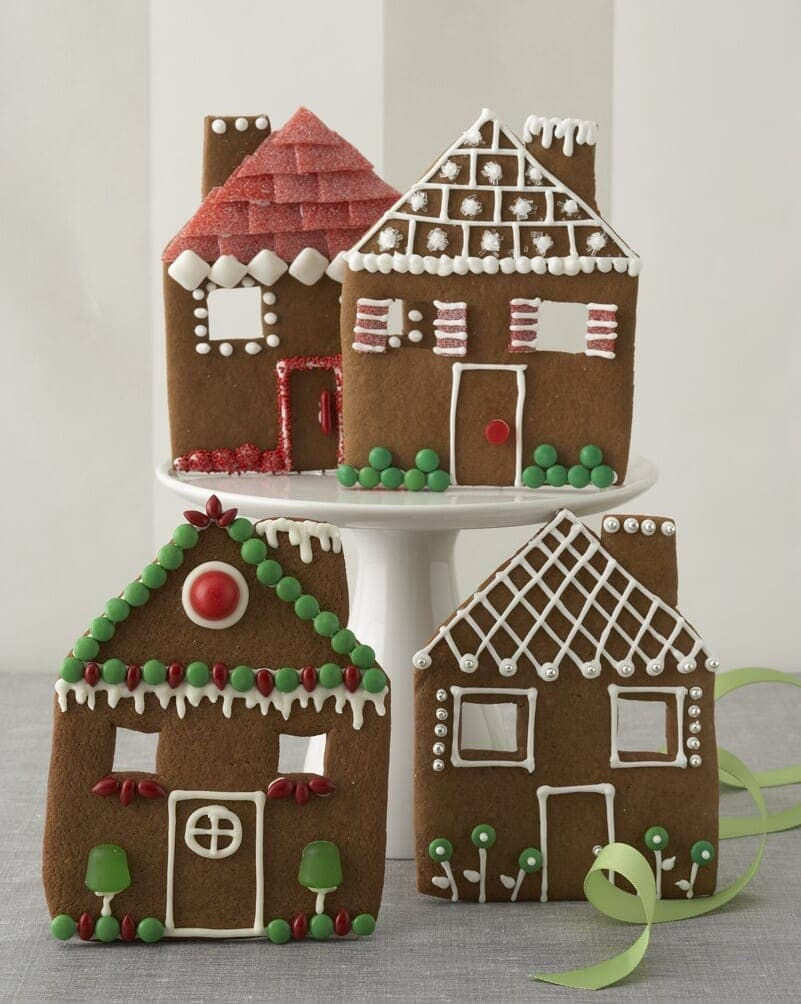 Gingerbread House Façades