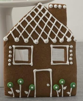 Gingerbread House Façades-Design 1