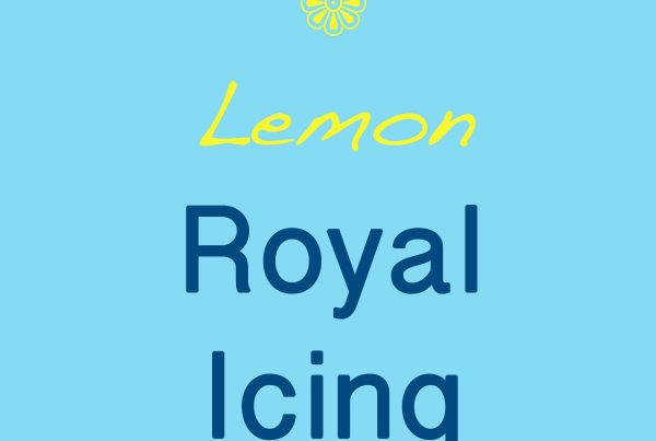 Lemon Royal Icing is citrus-flavored decorating frosting that dries shiny and hard for perfect cookies. Try it in place of regular royal icing.