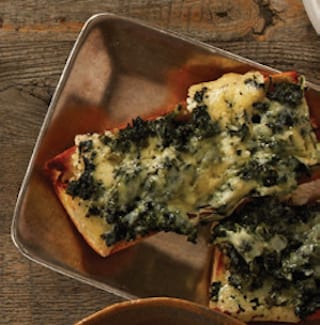 Spinach Melts