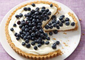 No-Bake Cheesecake Tart