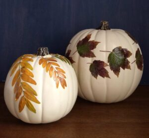 No-Carve Fall Pumpkin Crafts