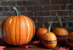 No Carve Fall Pumpkin Crafts