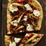 Shrivled Ogre-Nose Pizza recipe image