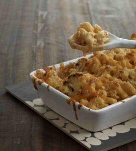 Recipe image of Cauliflower Mac 'n' Cheese