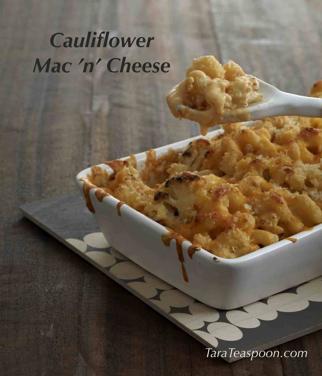 Cauliflower Mac 'n' Cheese