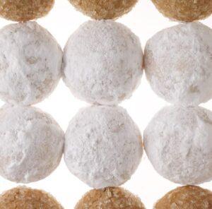 Coconut Cherry Balls