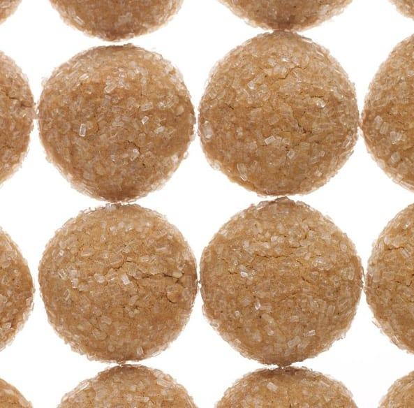 Ginger Spice Buttons