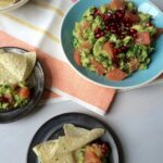Spicy Grapefruit Guacamole Holiday Recipes