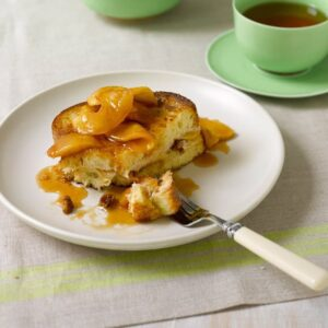 Apple Cream Cheese French Toast recipe image