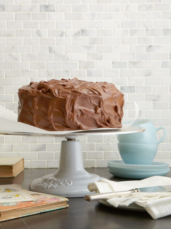 Grandma's Chocolate Layer Cake