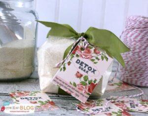 Today's Creative Life Detox Bath Salts