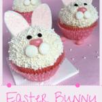 Easter Bunny Cupcakes long pin