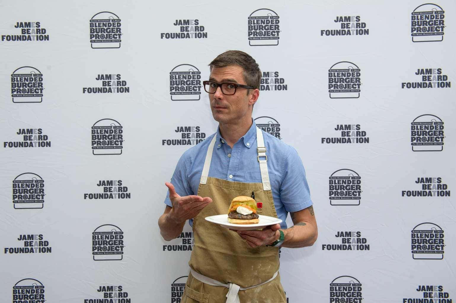 James Beard Foundation's Blended Burger Project