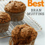 Make the easiest and world's best bran muffins