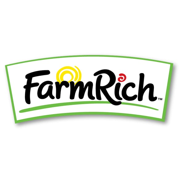 FarmRich logo
