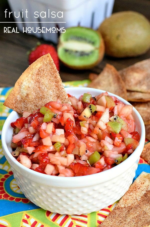 Simple Fruit Salsa