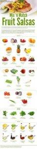 Berkeley Wellness Create Your Own Fruit Salsa recipe image