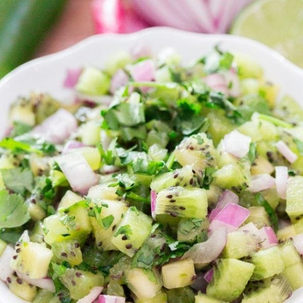 15 Mind Blowing Fruit Salsa Recipes