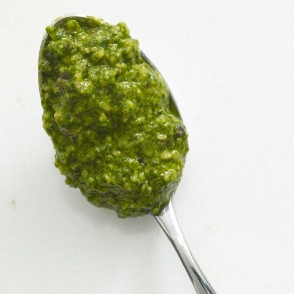 Arugula Hazelnut Pesto