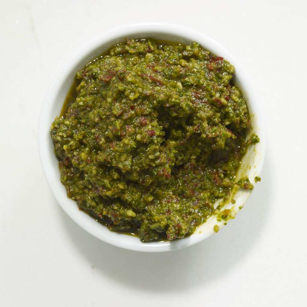 Sun Dried Tomato Pesto • tarateaspoon