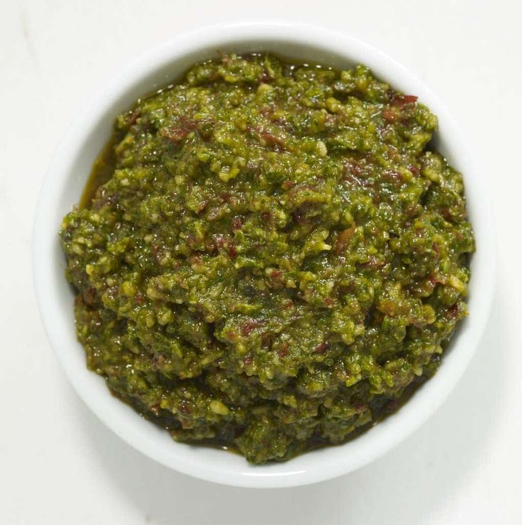 Sun Dried Tomato Pesto