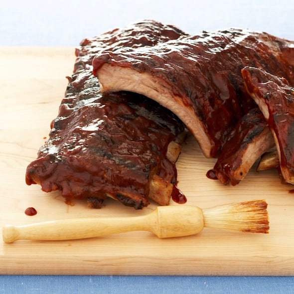 Quick and Easy Classic Ribs