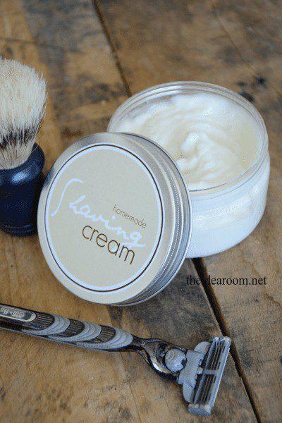 TheIdeaRoom.net DIY-Shaving-Cream
