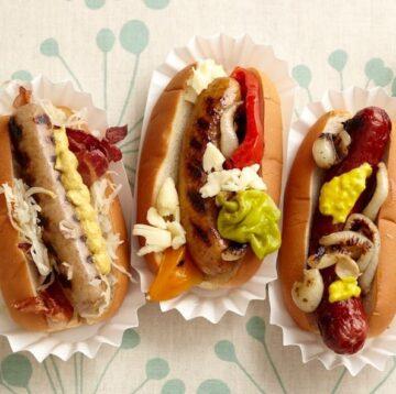 Fancy Dogs feature recipe image
