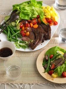Thai Steak Salad recipe image