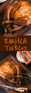 favorite roasted turkey long pin