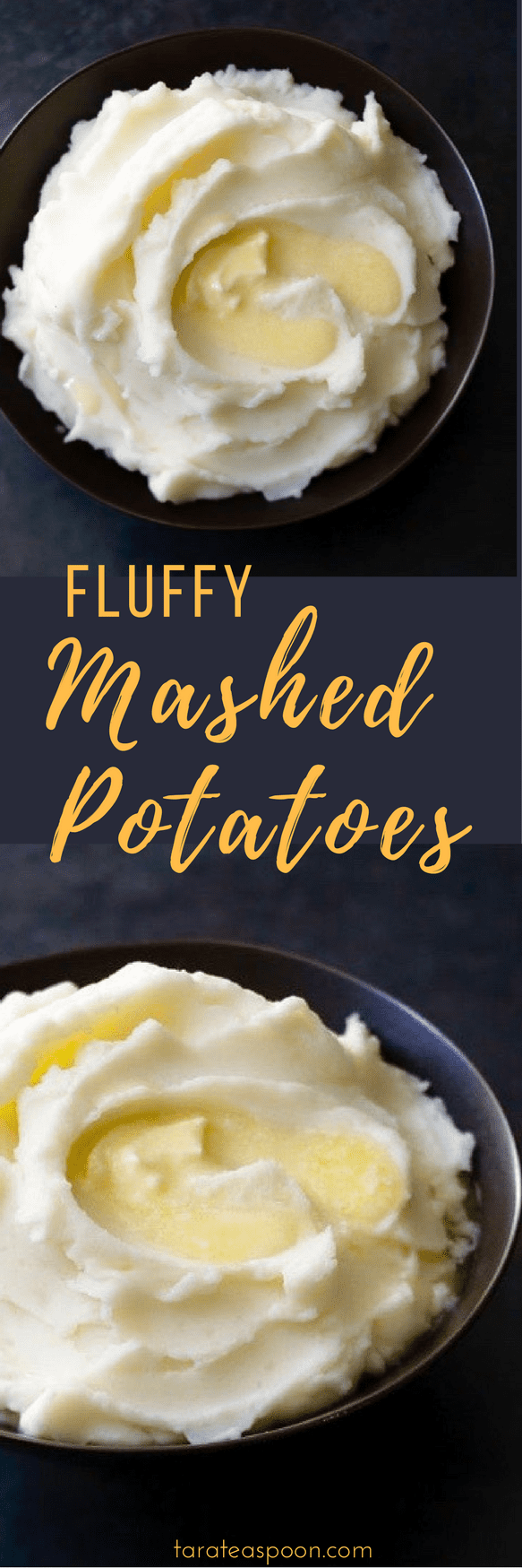 fluffy mashed potatoes long pin