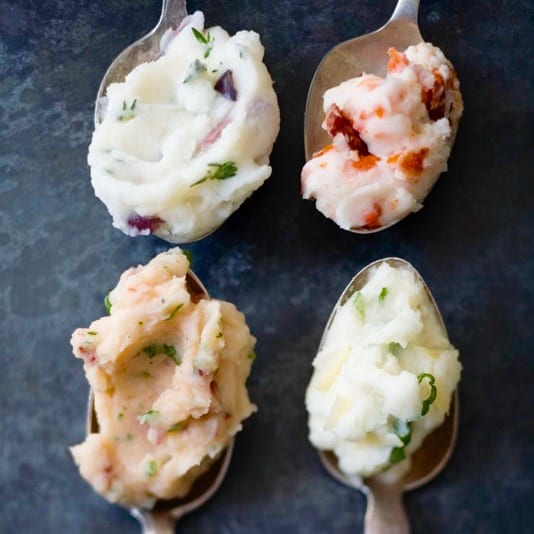 4 Amazing Mashed Potato Mix Ins