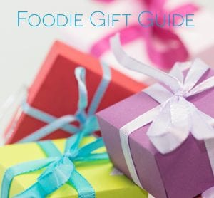 Foodie gift guide image