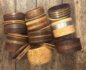 Mr Son of a Bench Wood Bracelet product image