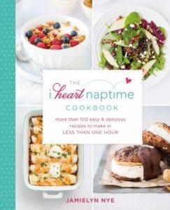 I Heart Naptime Cookbook image