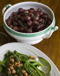 Glazed onions recipe image
