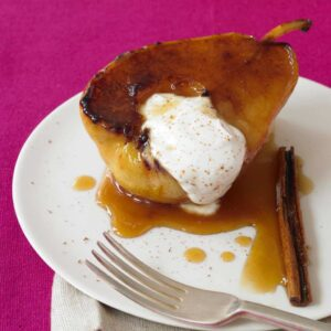 Perfect Pear Dessert recipe image