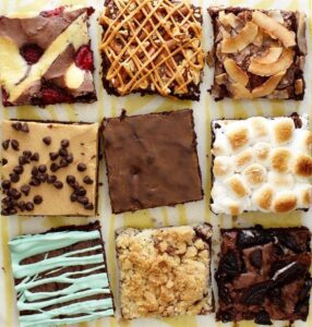 Box brownie variations