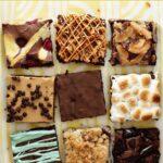 brownie flavor variations pin