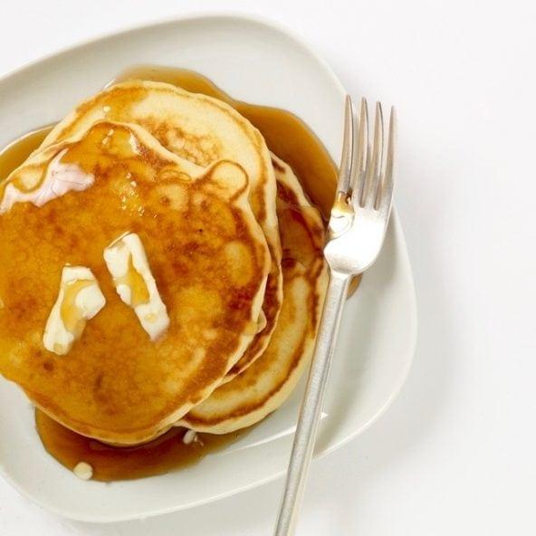 Pancakes From Pantry Ingredients | Tara Teaspoon