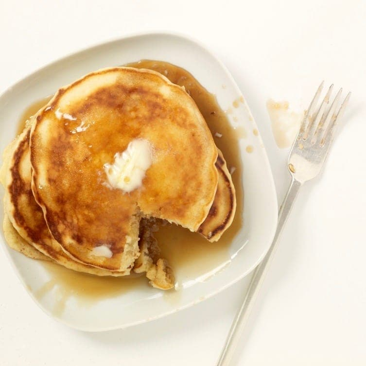 Pancakes From Pantry Ingredients