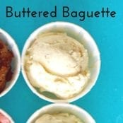 Buttered Baguette Homemade Ice Cream image