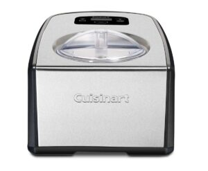 Cuisinart Ice Cream Maker is great for making Tara Teaspoon's Addictive Homemade Ice Cream