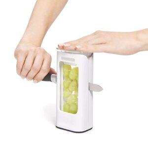 grape slicer product demo